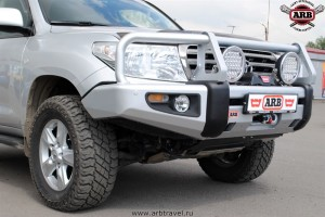Тюнинг Toyota Land Cruiser 200